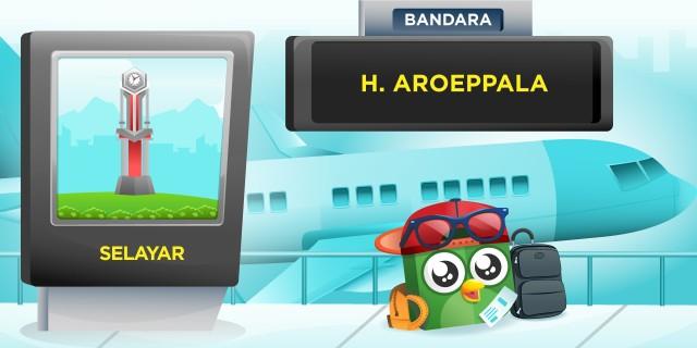Bandara H. Aroeppala