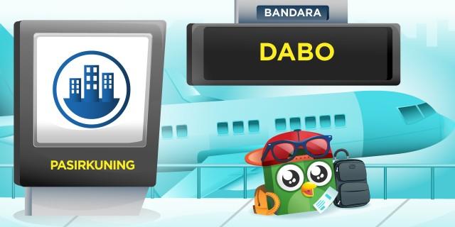 Bandara Dabo