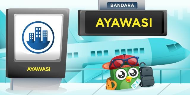 Bandara Ayawasi