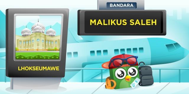 Bandara Malikus Saleh