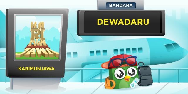 Bandara Dewadaru