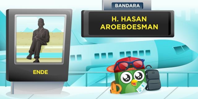 Bandara H. Hasan Aroeboesman