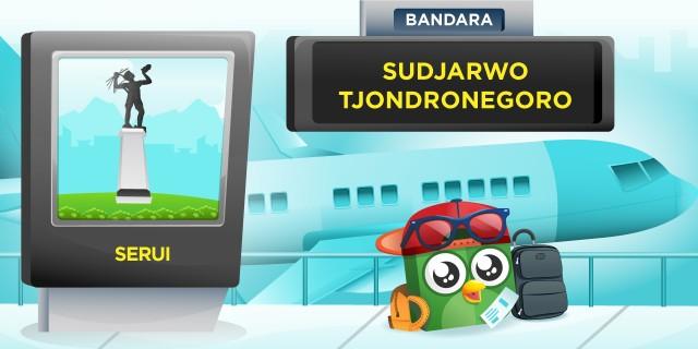 Bandara Sudjarwo Tjondronegoro