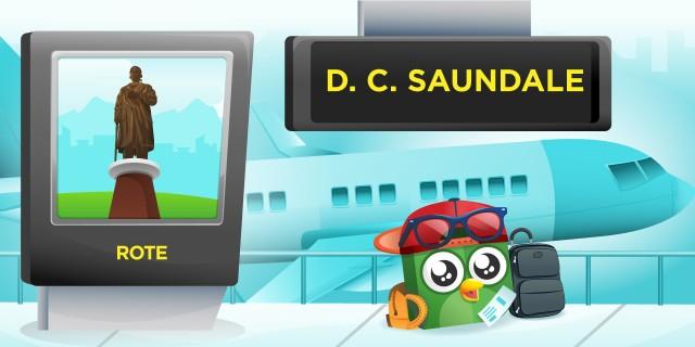 Bandara D. C. Saundale
