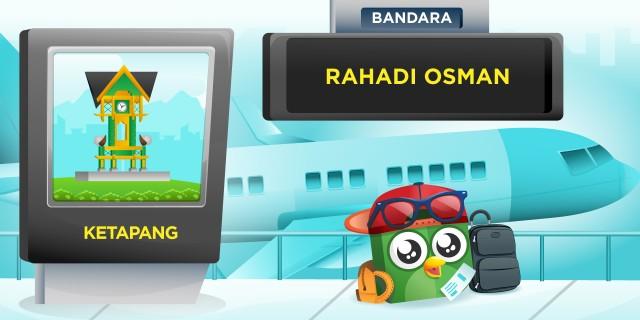 Bandara Rahadi Oesman