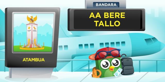 Bandara A. A. Bere Tallo