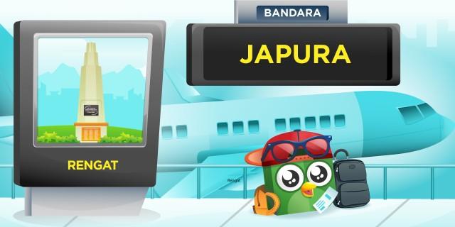 Bandara Japura