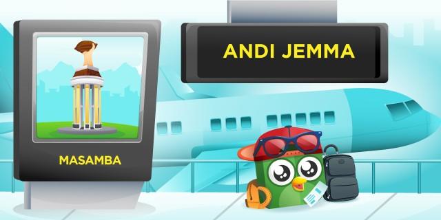 Bandara Andi Jemma