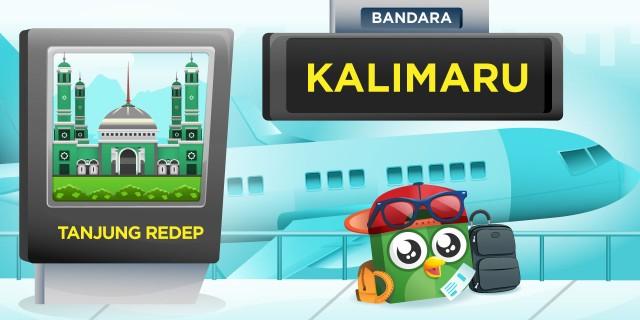 Bandara Kalimarau Tanjung Redeb