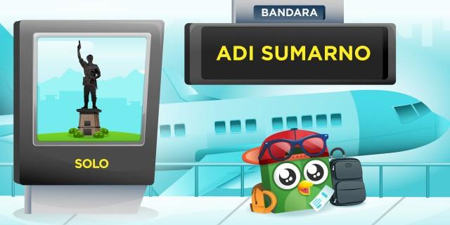 Bandara Adi Sumarmo Boyolali