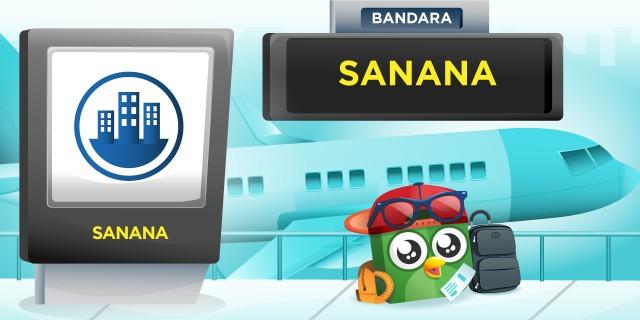Bandara Sanana