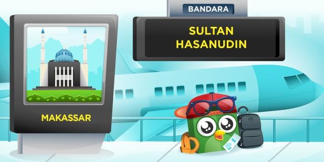 Bandar Udara Sultan Hasanuddin