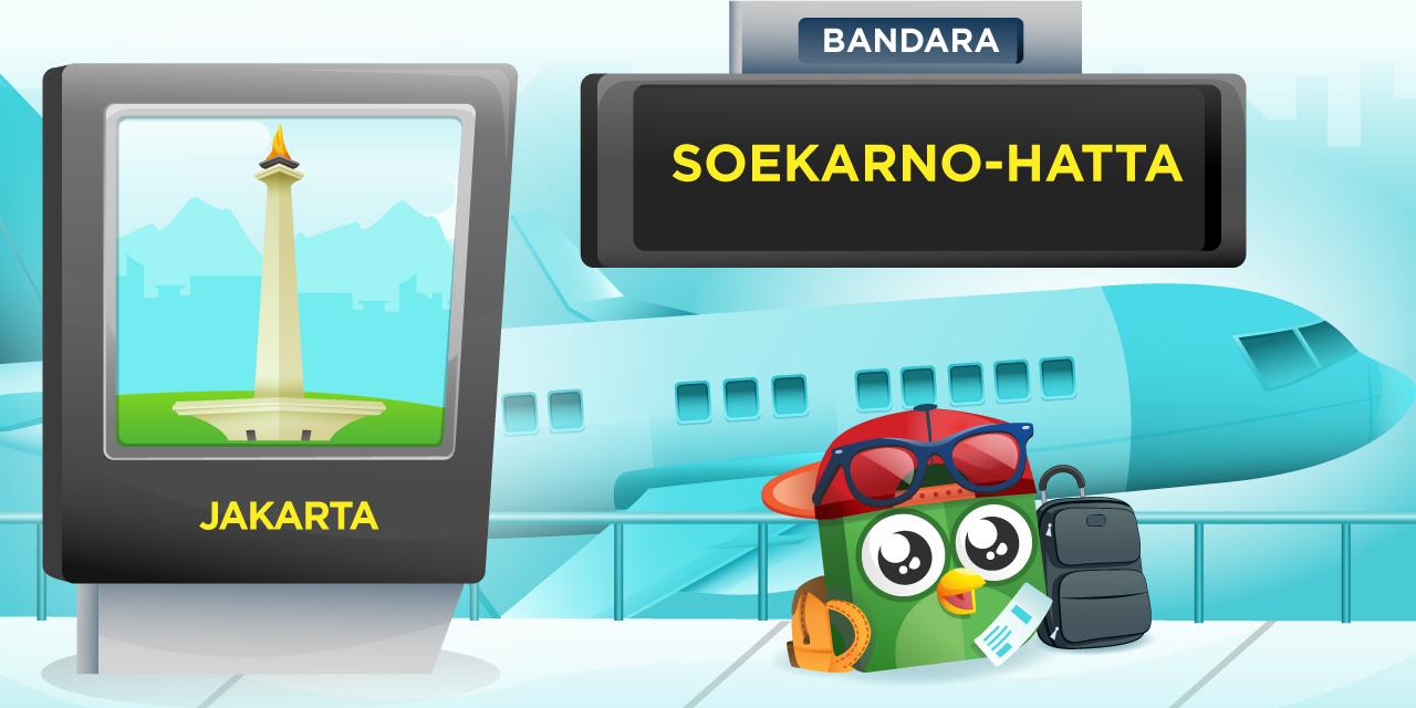 Bandara Soekarno Hatta (CGK)