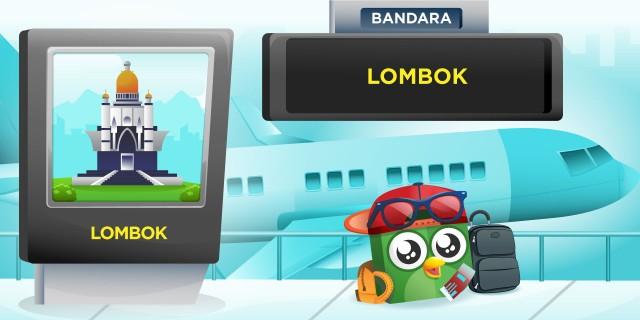 Bandara Lombok NTB