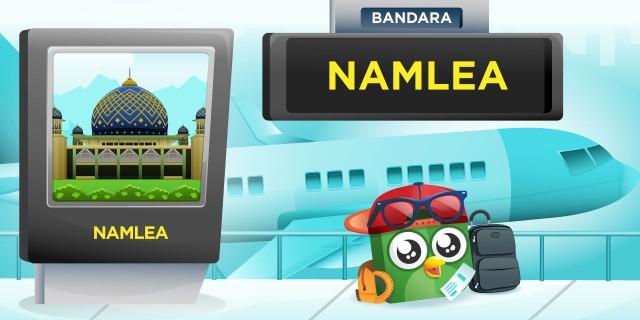 Bandara Namlea