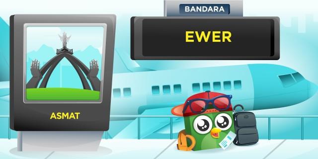 Bandara Ewer