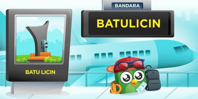 Bandara Batulicin (BTW)