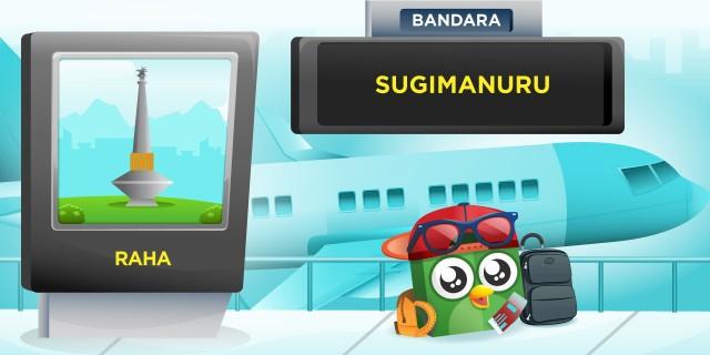 Bandara Sugimanuru Pulau Muna