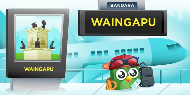 Bandara Waingapu (WGP)