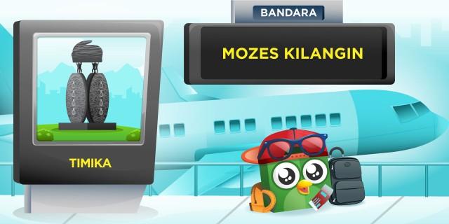 Bandara Mozes Kilangin (TIM)