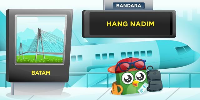 Bandara Hang Nadim Batam