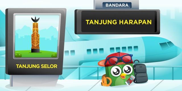 Bandara Tanjung Harapan