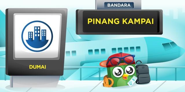 Bandara Pinang Kampai Dumai