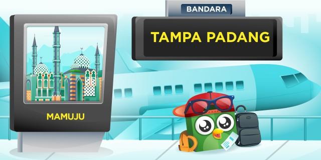 Bandara Tampa Padang (MJU) Mamuju