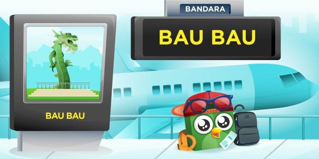 Bandara Baubau
