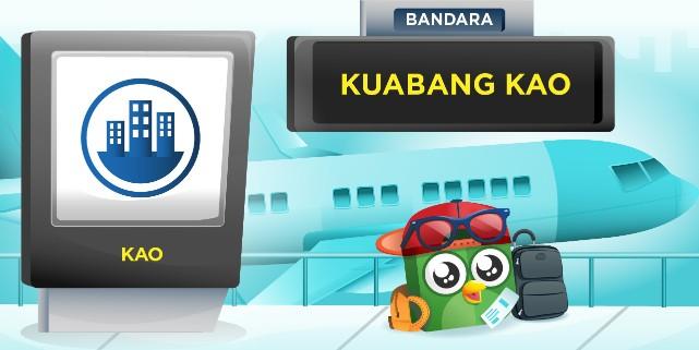Bandara Kuabang Kao