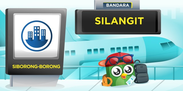 Bandara Silangit DTB Siborong-borong