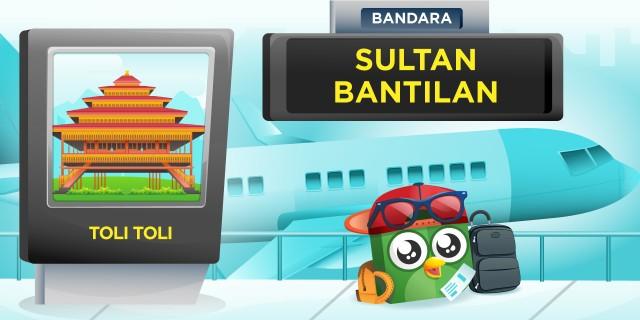 Bandara Sultan Bantilan Toli-toli