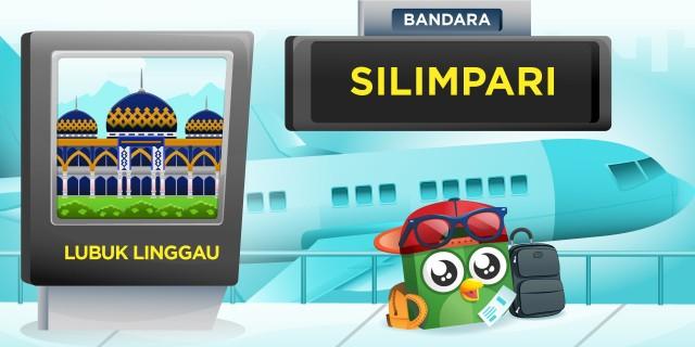 Bandara Silampari Lubuklinggau