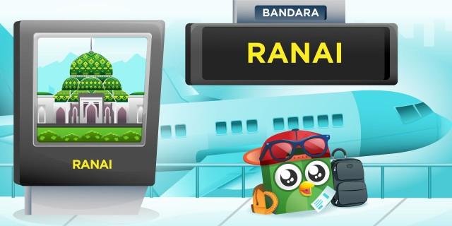 Bandara Ranai