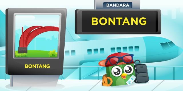 Bandara Bontang BXT