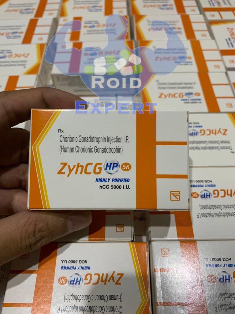Jual HCG Human Chorionic Ghonadrotropin PCT HCG