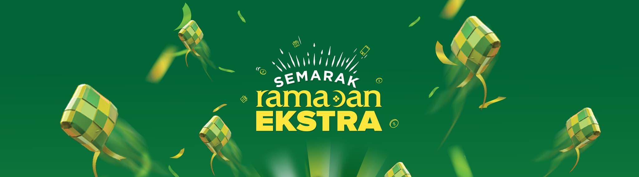 Semarak Ramadan Ekstra Tokopedia