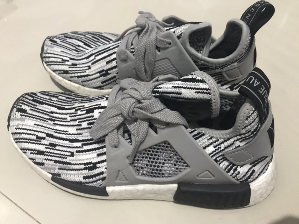online retailer 37834 de16b Jual Adidas NMD RX1 Oreo - Thingy97 | Tokopedia