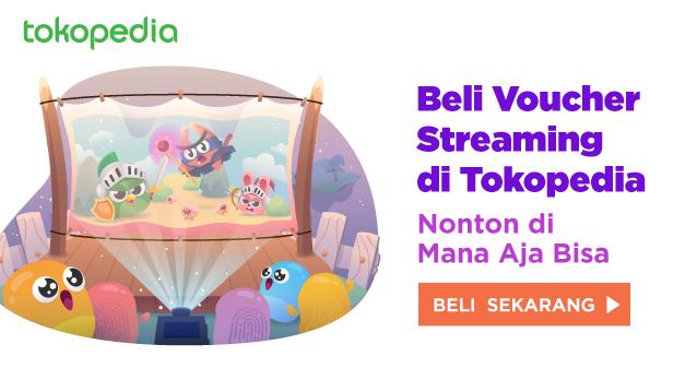 Voucher Vidio Indonesia Premium Promo Feb 2021 Tokopedia