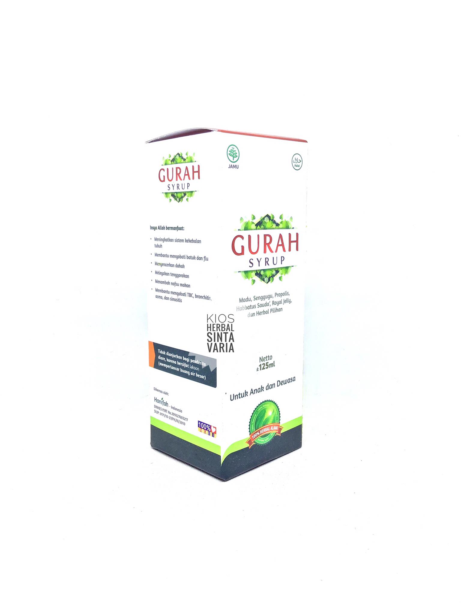 Jual Gurah Syrup,Gurah,Obat Herbal,Grosir Herbal,Original