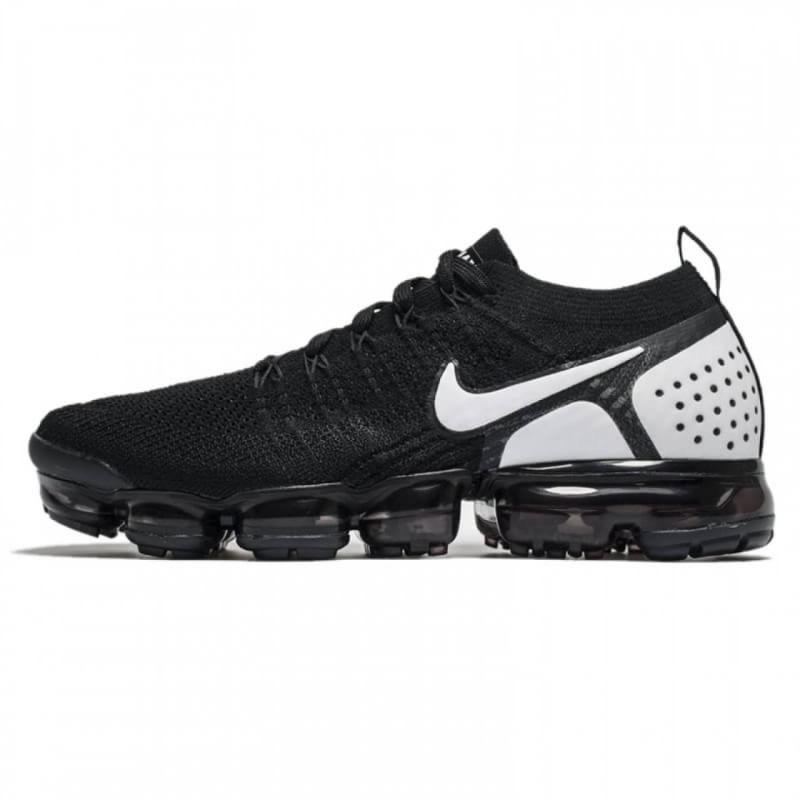 d57d2f3411b2 Jual Sepatu Nike Airmax Vapormax Flyknit Triple Black Premium Original -  DKI Jakarta - Claressa cloth