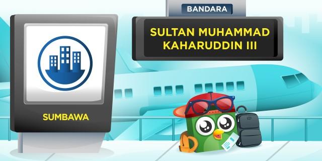 Bandara Sultan Muhammad Kaharuddin III (SWQ)
