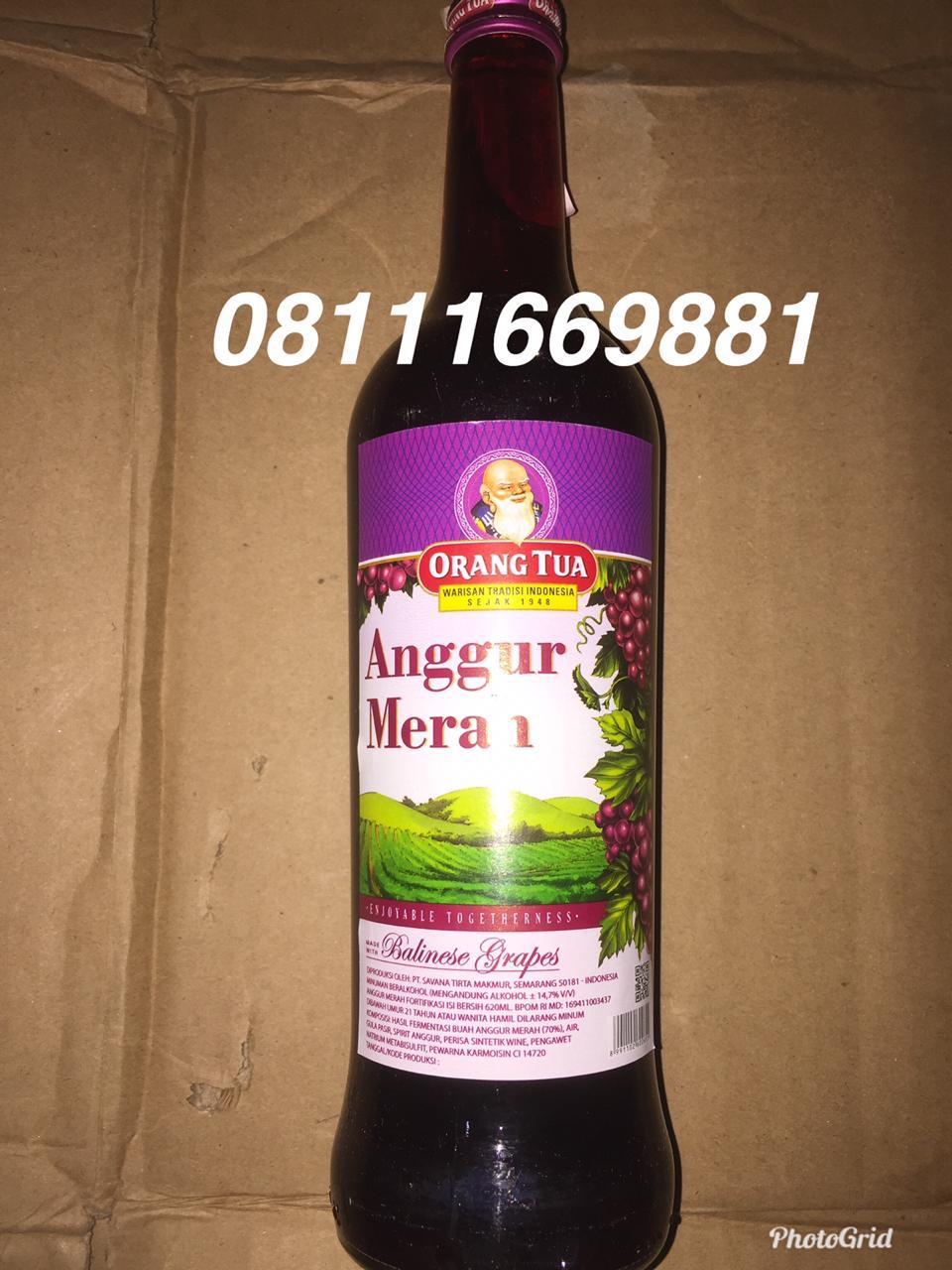 Top Five Apakah Anggur Merah Cap Orang Tua Mengandung Alkohol Circus