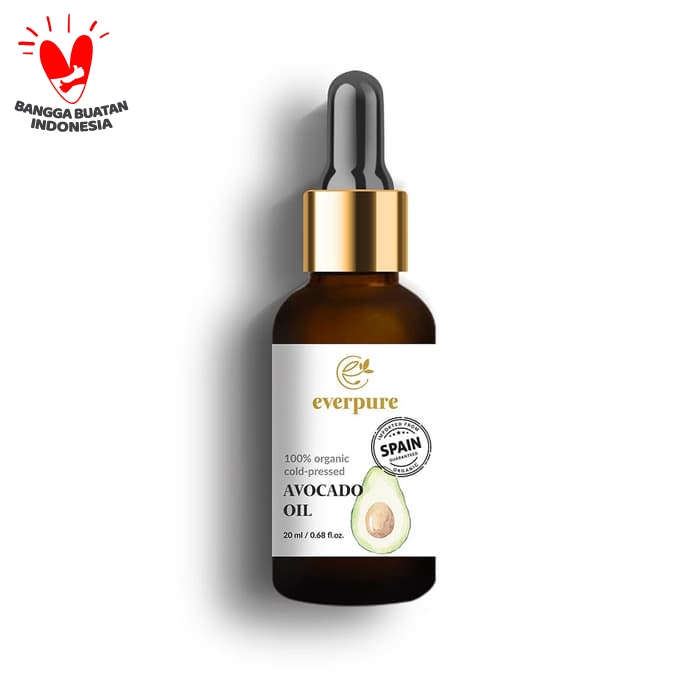 EVERPURE Avocado Oil - 100% Organic Cold-Pressed thumbnail