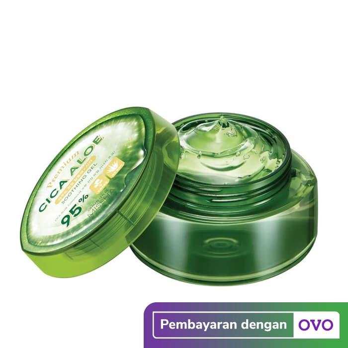 MISSHA Premium Cica Aloe Soothing Gel (300ml) thumbnail