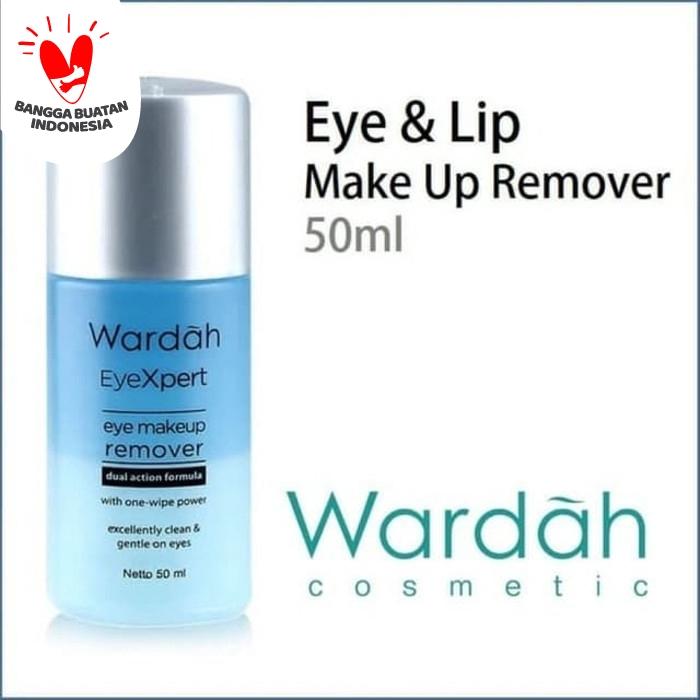 WARDAH EyeXpert Eye & Lip Make Up REMOVER 50ml thumbnail