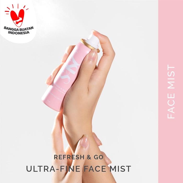 SASC Refresh & Go Ultra-Fine Face Mist thumbnail