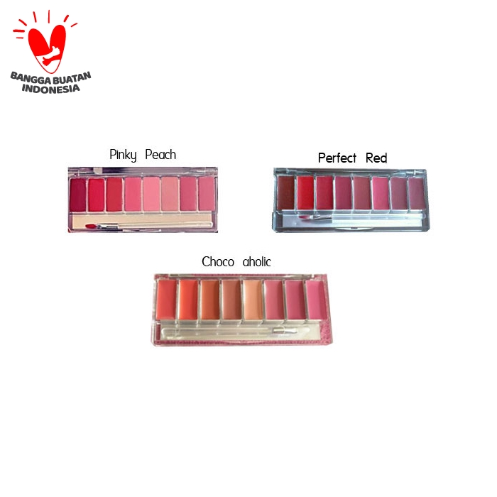 Wardah Lip Palette thumbnail