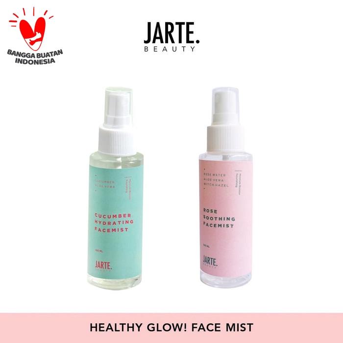JARTE BEAUTY FACE MIST - ROSE thumbnail