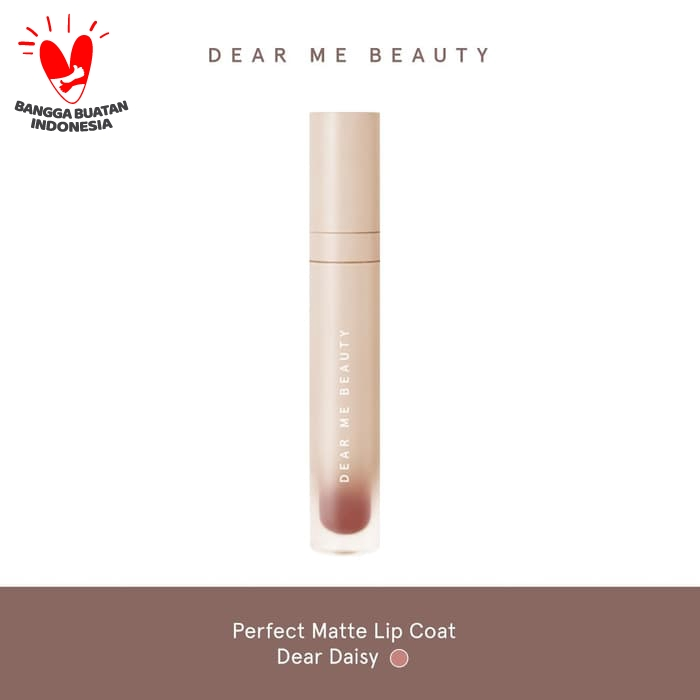 Dear Me Perfect Matte Lip Coat - Dear Daisy thumbnail